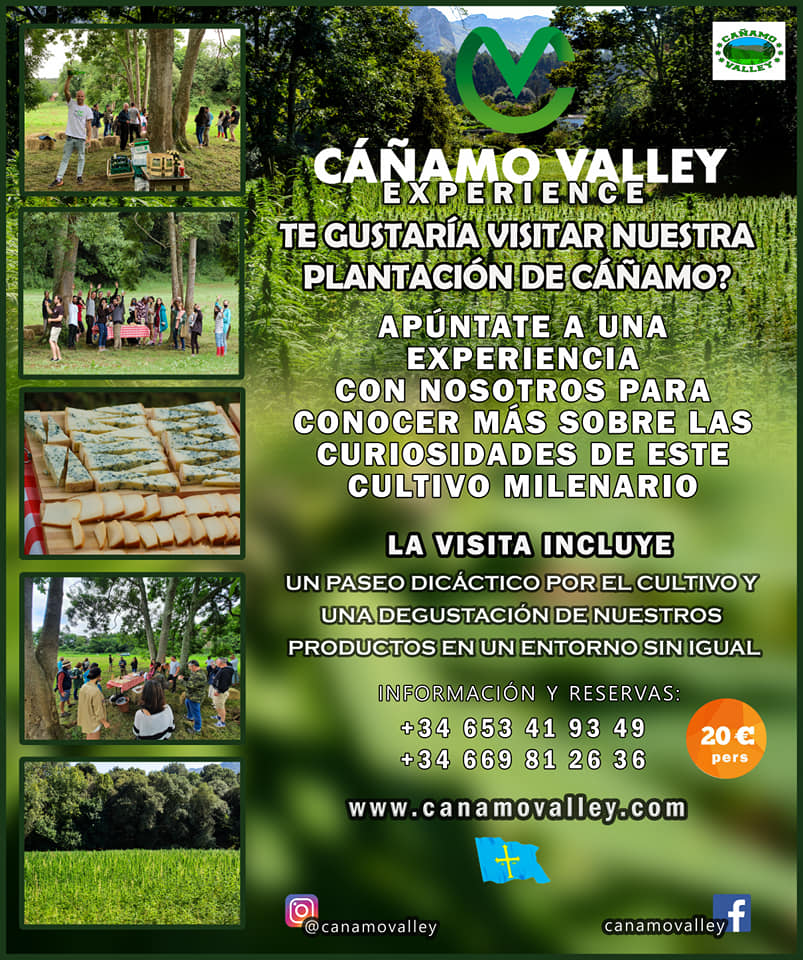 Cañamo Valley Visita
