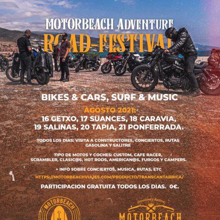 MOTORBEACH ROAD FESTIVAL 2021