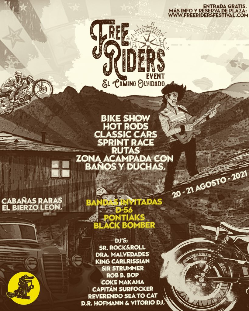 FRee Riders Event 2021