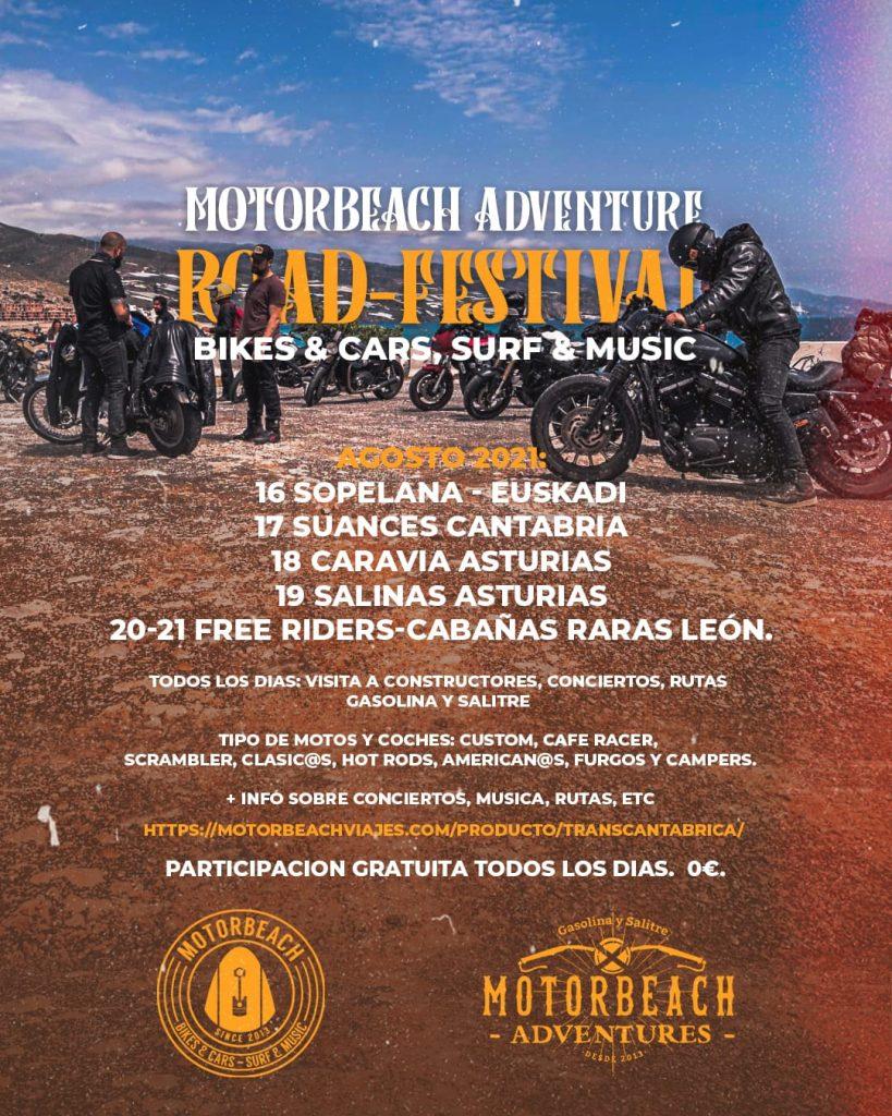 road festival motorbeach