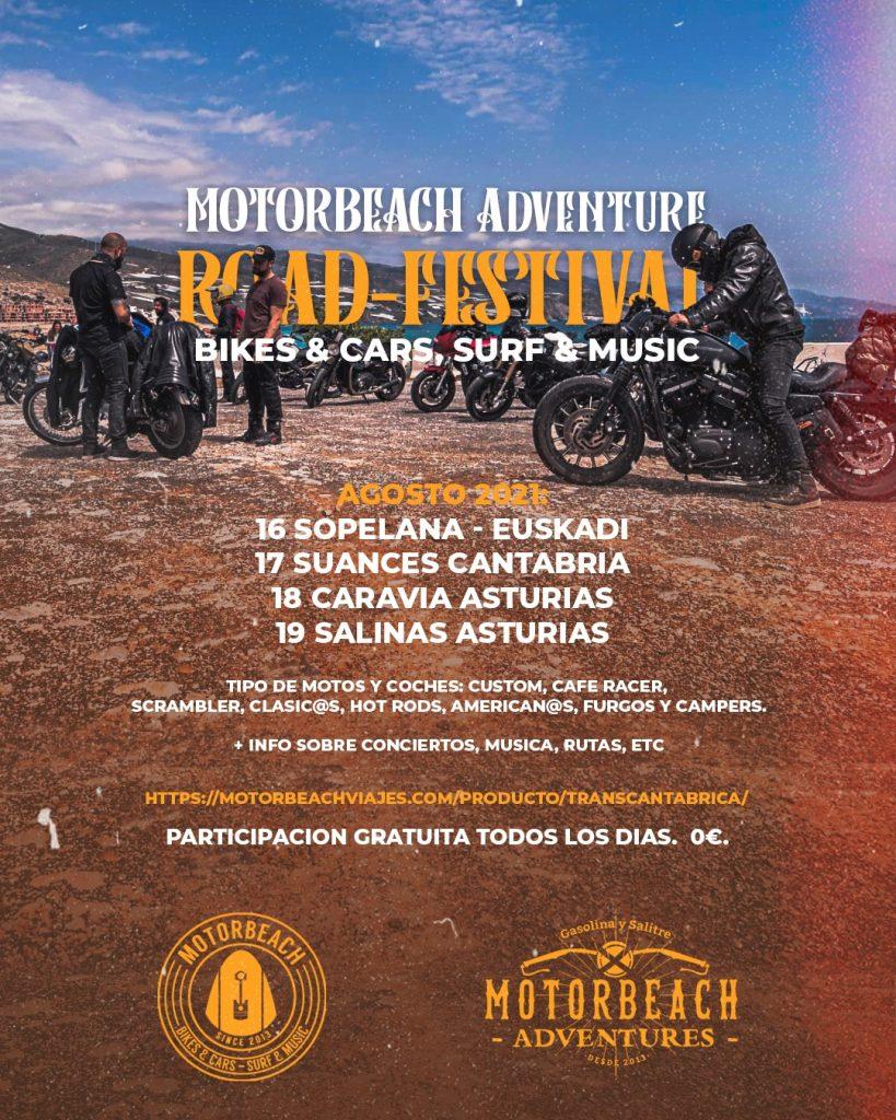 Road Festival Motorbeach 2021
